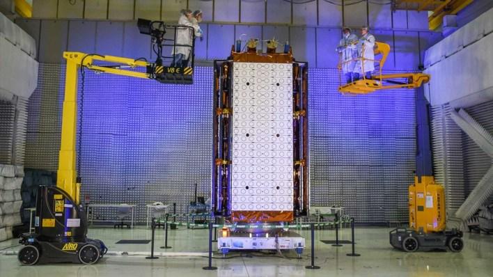 El lanzamiento será desde Cabo Cañaveral.