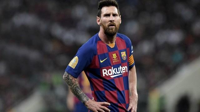 Ultimas 24 horas de Messi en el Barcelona. Al menos hasta que se firme un nuevo contrato.