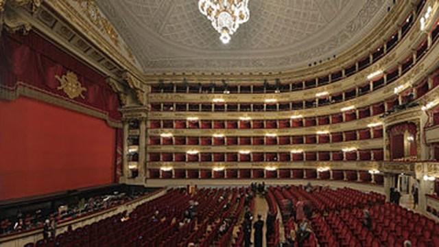 Scala: sólo los palcos