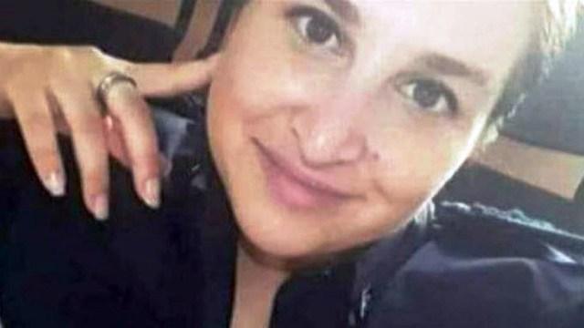 Julia Valles sufrió graves heridas y falleció a los pocos minutos a causa del impacto.