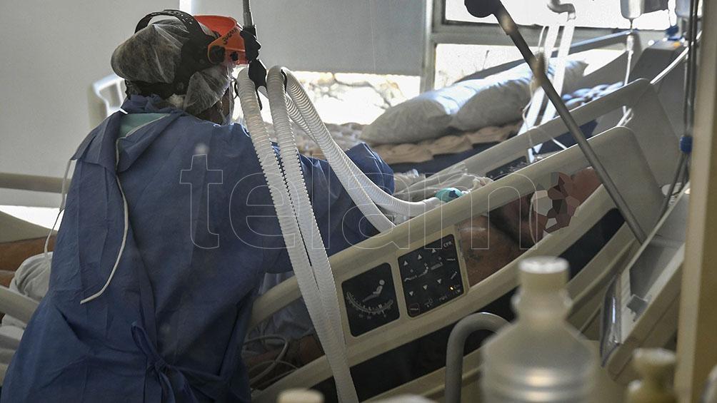 Según Luis Ortíz (enfermero y delegado de ATE), la pandemia de coronavirus dejó en evidencia graves problemas estructurales en el sistema de salud público porteño