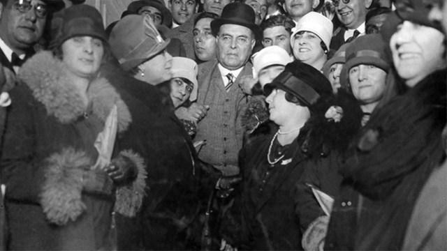 El general José Félix Uriburu, al mando del Ejército, derrocaba hace 90 años a Hipólito Yrigoyen, dos veces presidente constitucional de Argentina