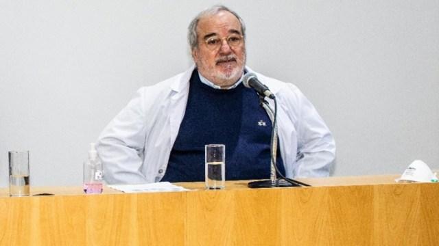 Gustavo Carestía director general del Hospital Municipal Bahiense
