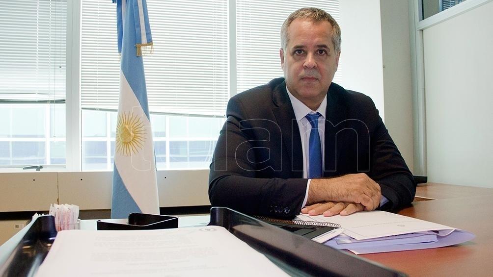 """Alejandro """"Topo"""" Rodríguez, planteó el jueves pasado la necesidad de convocar en """"forma inmediata"""" en los próximos días a una sesión consensuada entre los bloques."""