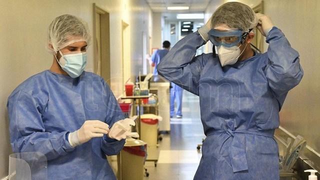 264 personas murieron y 11.674 fueron diagnosticados con coronavirus en las últimas 24 horas