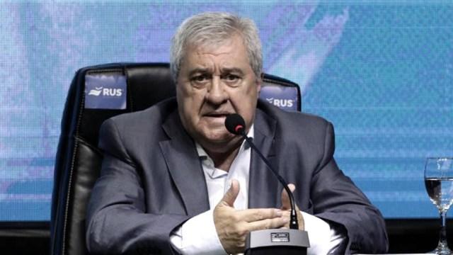 """Respecto del canal oficial del club que manejaba Pergolini, Ameal aseguró que """"seguirá funcionando como todas las demás cosas"""