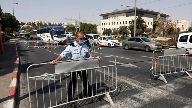 De marzo a agosto hubo unos 100.000 contagios en Israel