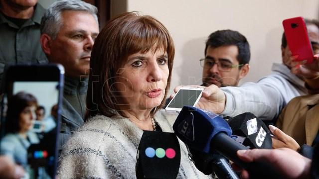 """El ex ministro del Interior calificó como una """"actitud positiva"""" la decisón de Patricia Nullrich de no ser candidata en 2021."""