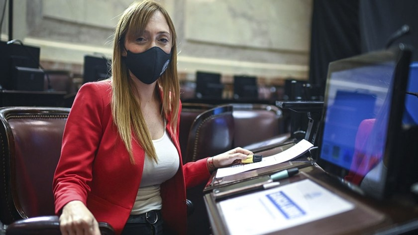 Anabel Fernández Sagasti también firmó la nota enviada al organismo internacional.