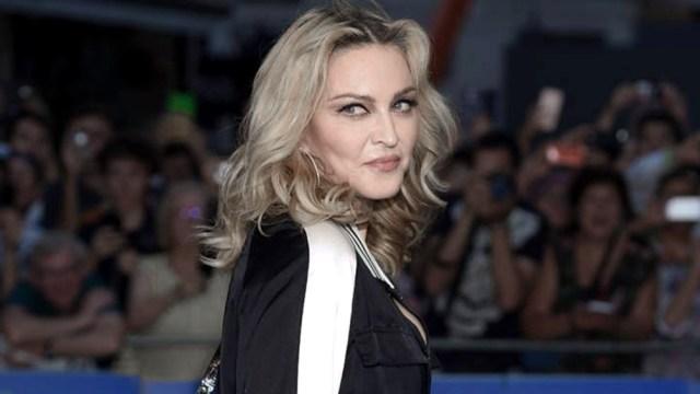 """Madonna, se prepara para su """"estreno"""" en octubre."""