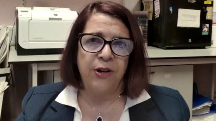 La patóloga pediátrica argentina Marta Cohen, quien actualmente reside en el Reino Unido.