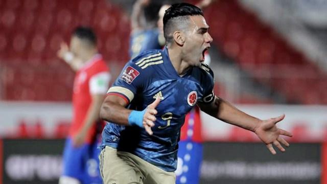 """Radamel Falcao, la experiencia y los goles del """"Tigre"""" que no estarán en Brasil para Colombia (foto archivo)"""