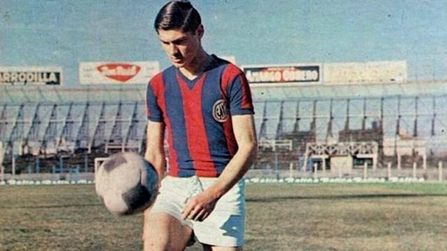 El delantero también fue integrante del seleccionado argentino