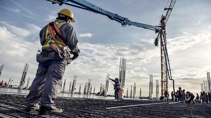 La construcción en diciembre presentó un alza interanual del 27,4%, que resultó un 22% superior al nivel pre-Covid.
