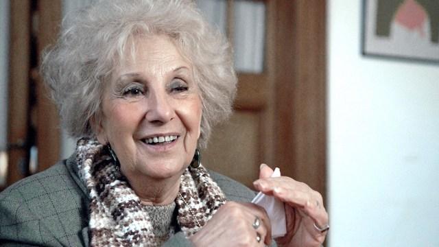 Estela de Carlotto cumple 90 años y Abuelas de Plaza de Mayo, 43.
