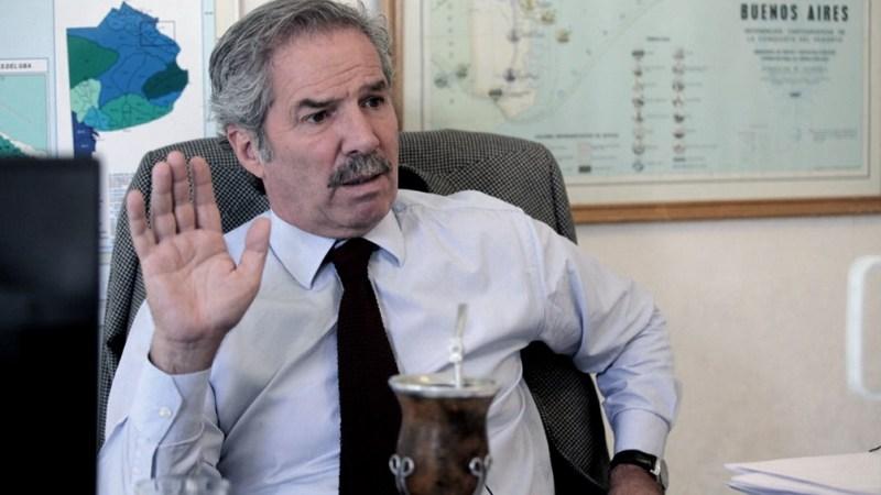 Canciller Felipe Solá.