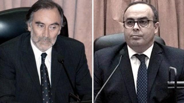 Los jueces Bruglia y Bertuzzi avisaron que participarán del concurso.