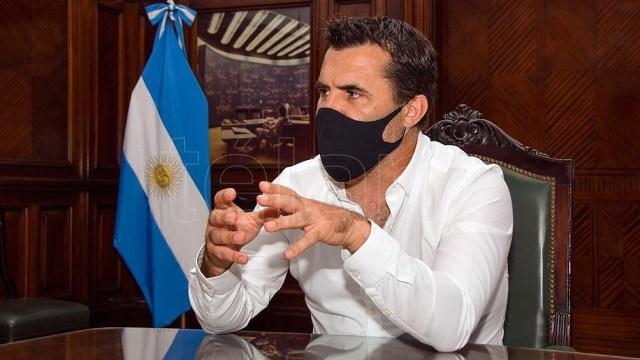 Martínez dijo que se va hacia una tarifa de transición