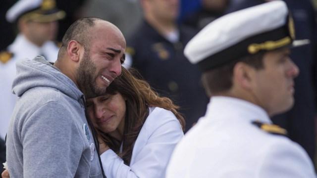 El proceso de búsqueda se extendió a lo largo de un año y contó con el apoyo de marinas de cerca de 20 países.