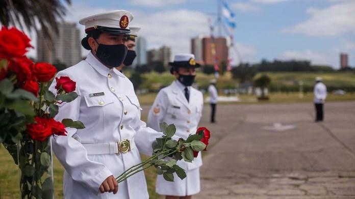 El 15 de noviembre de 2017 la Armada perdió la posición del navío, tras el contacto establecido a las 7.30 de la mañana.