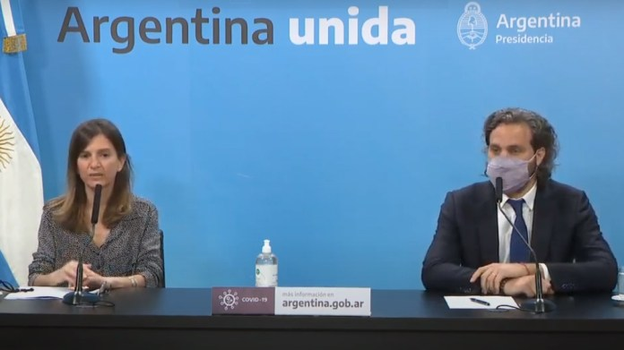 """Fernanda Raverta: """"El aumento es para todos los jubilados y pensionados"""""""
