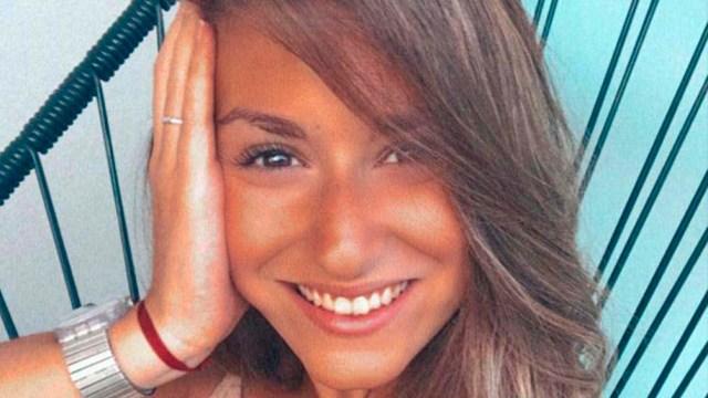 Pilar Riesco, la víctima.
