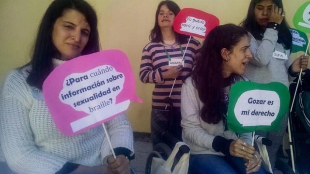 En Argentina viven 2 millones de mujeres con discapacidad y el 20 por ciento no tiene obra social