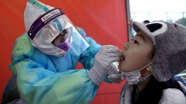 China, el país en el que se originó la pandemia, contabiliza 95.541 contagiados y 4.770 víctimas mortales.