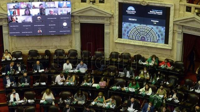 Los diputados que promueven el aborto legal introdujeron cambios, para facilitar su sanción en el Senado.