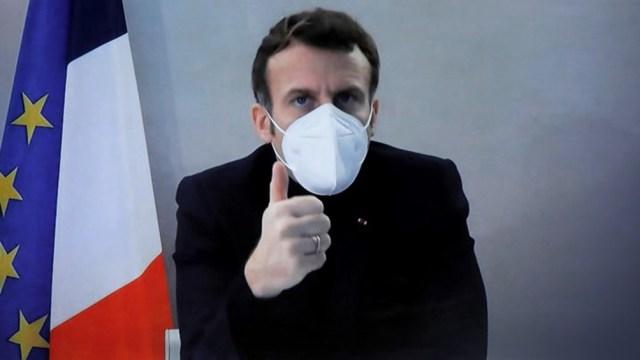 Macron tendrá este miércoles una nueva reunión de emergencia con las autoridades sanitarias.
