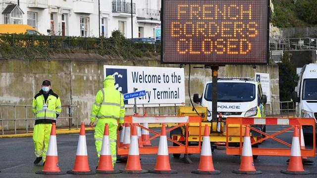 Holanda, Bélgica y Bulgaria relajaron las restricciones de viaje impuestas al Reino Unido, pero la mayoría de los demás países aún las mantenían.