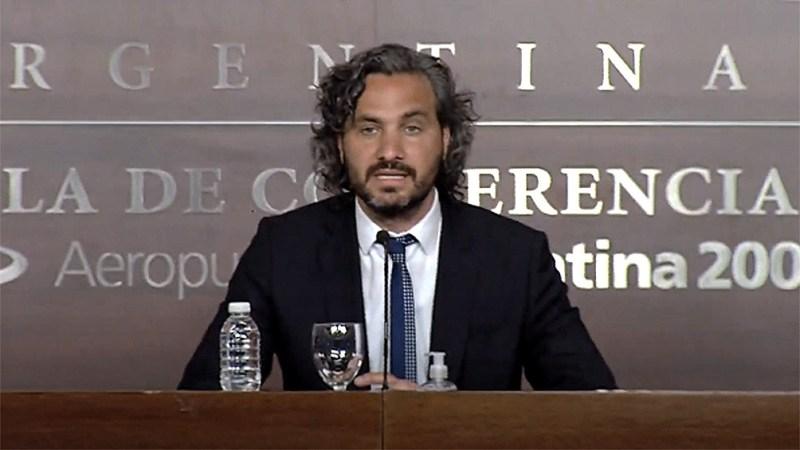 Cafiero convocó a respaldar el plan masivo de vacunación que iniciará el Gobierno