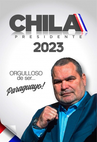 El posteo de Chilavert con vistas al 2023.