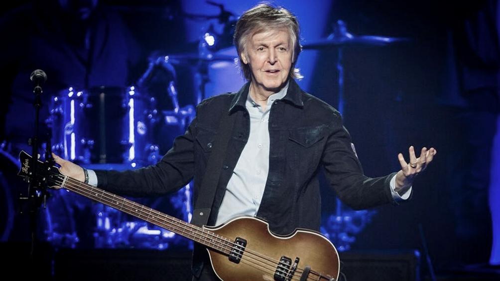 McCartney escribirá su autobiografía por medio de 154 canciones.
