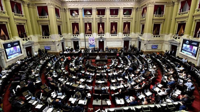 El proyecto fue convertido en ley por amplia mayoría.
