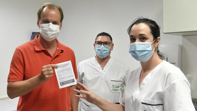 El gobernador de Entre Ríos pidió solidaridad con los trabajadores de la salud
