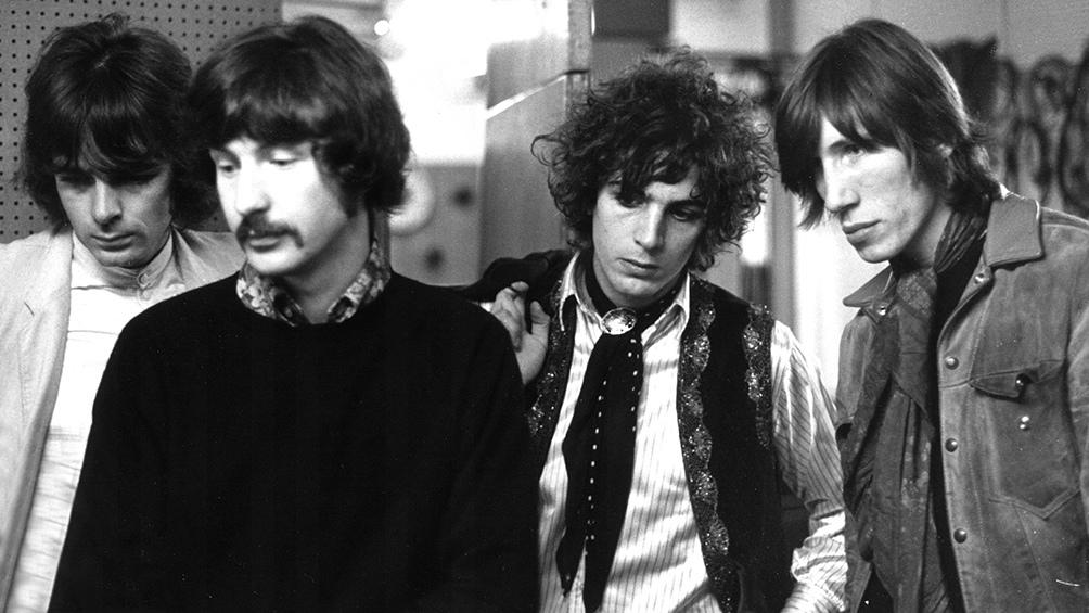 Pink Floyd, la mitica banda liderada por Barrett.