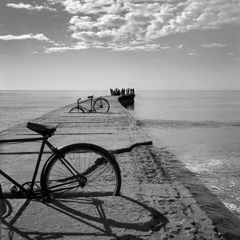 Bicicletas, detrás de la lente de Heinrich.