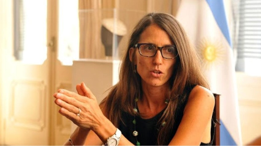 Elizabeth Gómez Alcorta prometió buscar responsabilidades.