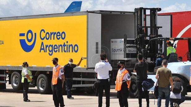 """El presidente de Aerolíneas Argentinas, Pablo Ceriani, resaltó que """"la operación fue un éxito""""."""