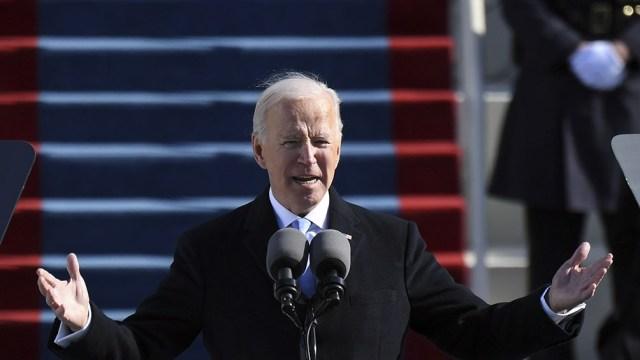 Biden ha puesto la lucha contra el cambio climático en el centro de su agenda