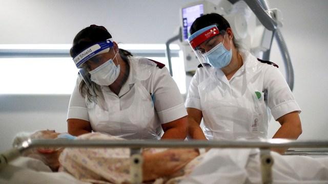 Reino Unido, el país de Europa más golpeado, con más de 109.000 muertes desde el comienzo de la pandemia