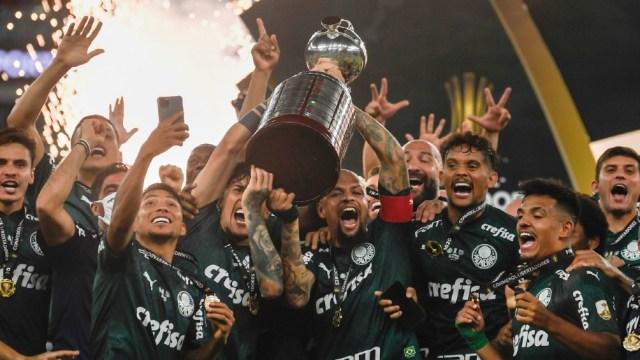 Palmeiras es el campeón vigente.