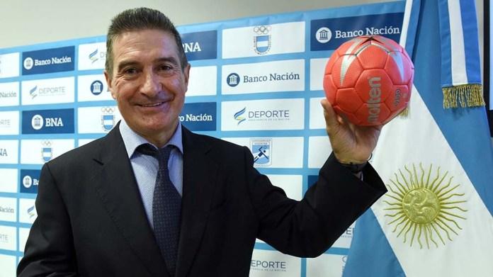 Para el entrenador Cadenas, el seleccionado argentino tuvo poca preparación para los Juegos Olímpicos.