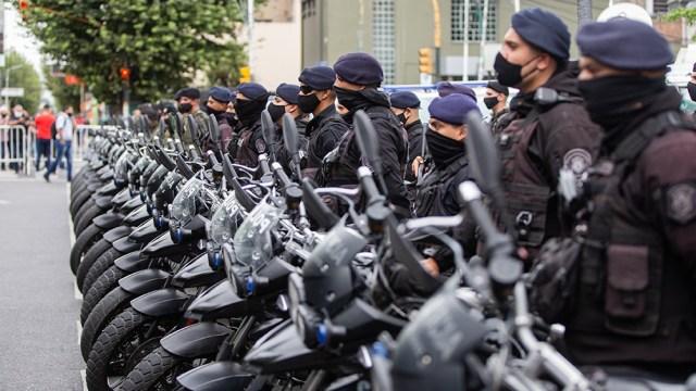 La provincia de Buenos Aires comenzará a aplicar la vacuna al personal de las distintas fuerzas de seguridad