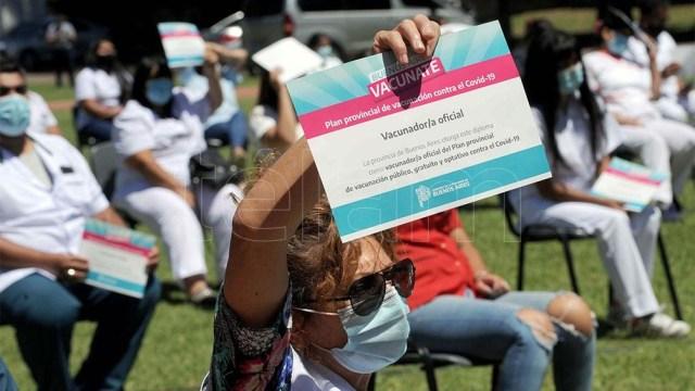La campaña Vacunate lleva 1.889.612 personas inmunizadas.