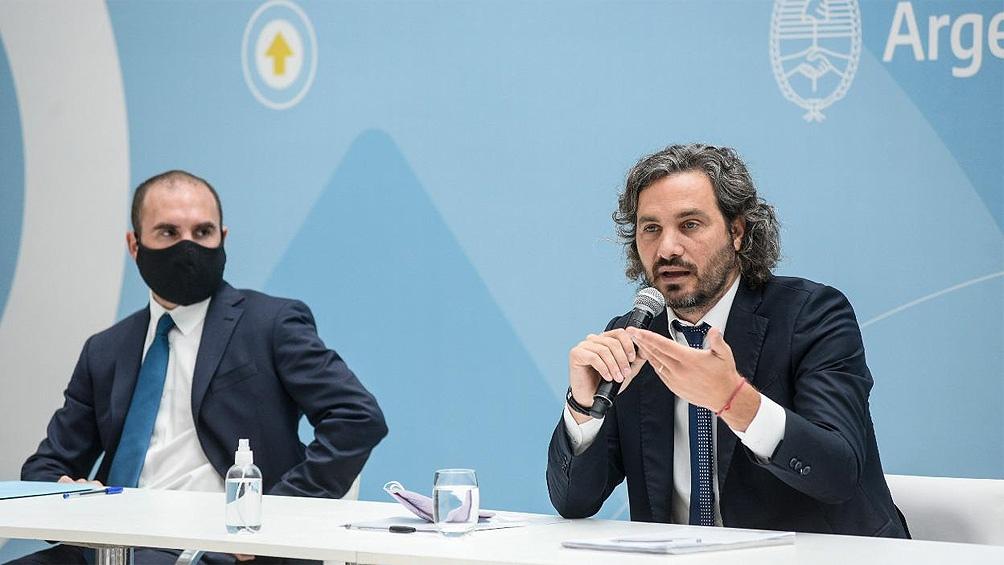 """El Gobierno le ratificó a los representantes gremiales que se negociarán paritarias """"sin techo""""."""