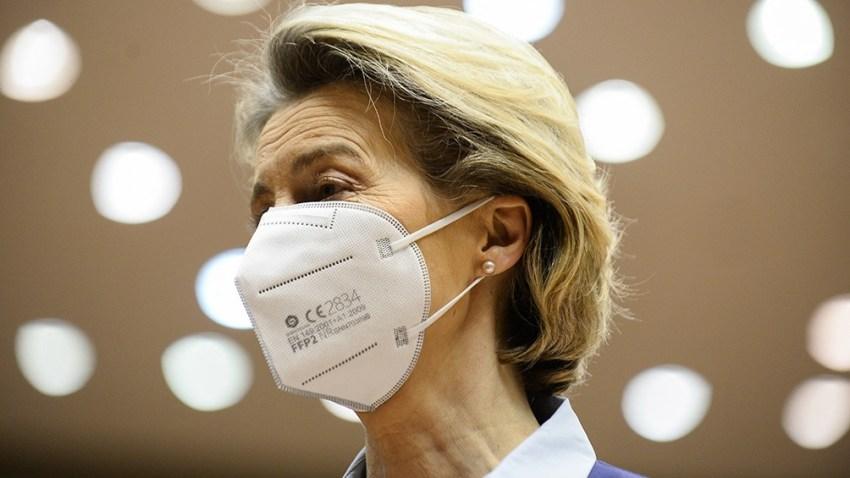 Ursula von der Leyen presentó el proyecto.