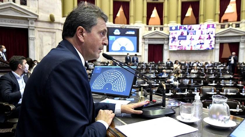 El consenso entre el presidente de la Cámara de Diputados y los bloques permitirá volver a realizar una sesión especial