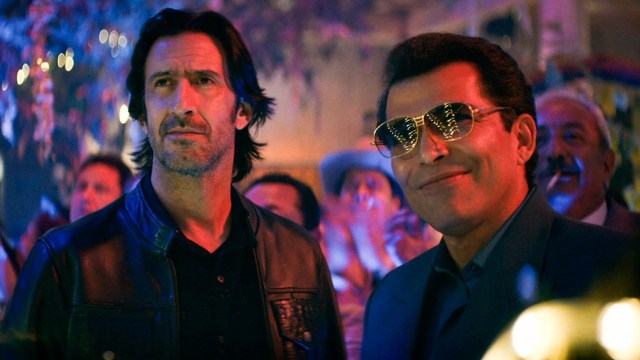 """Antes de convertirse en uno de los personajes centrales de """"Narcos: México"""", Yazpik ya había encarnado a """"El señor de los cielos"""" ."""